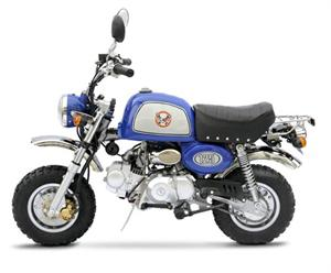 Mini Trail Rover 125 Motorcycle