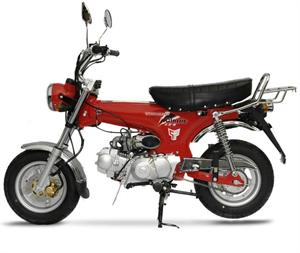 Mini Classic Trail 125 Motorcycle