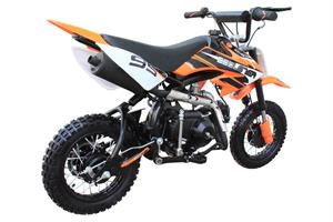 Coolster 110CC Fully-Auto Mid Sized Dirt Bike