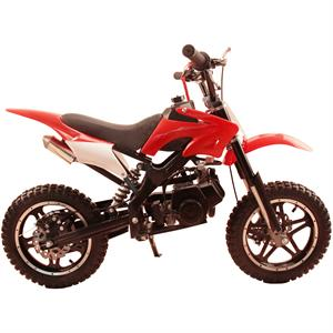 QG-50X Kids Dirt Bike Mini Dirt Bike, 49cc 2-Stroke