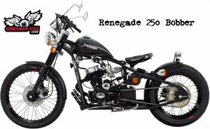Renegade 250 Bobber Motorcycle