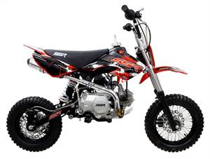 SSR 110DX Dirt Bike, 4-Speed Manual