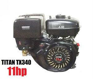 Titan TX340 11hp OHV Powersport Engine 340cc, Go Kart Minibike