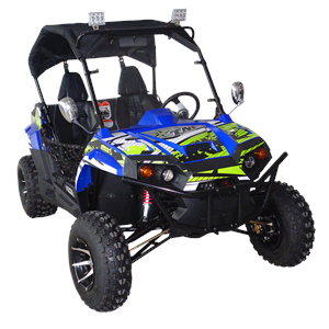 TrailMaster Challenger 150X Deluxe UTV Side by Side