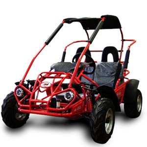 TrailMaster 196cc (MID XRX-R) Go Kart, with Reverse