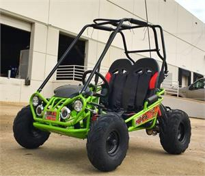 TrailMaster 163 MINI XRX-R(Plus) Kids Go Kart, 5.5hp Electric Start, Reverse