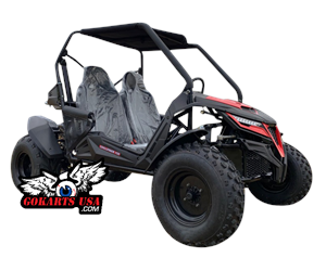 TrailMaster Cheetah 8 Go Kart CVT Auto with Reverse