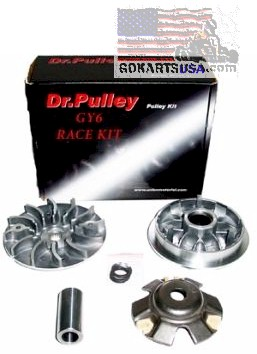 Dr. Pulley Racing GY6 150 Variator Kit