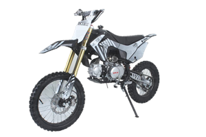 Whip 125cc 4-Speed Manual, XL Dirt Bike