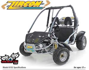 Zircon 150cc Dune Buggy by American Sportworks
