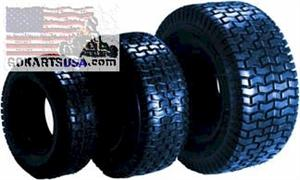 Go Kart Turf Tires, Complete Selection