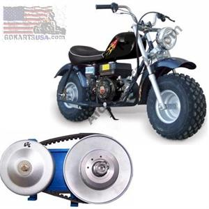 Baja Heat 6.5 MB200 / Warrior Mini Bike TC2 Torque Converter Kit