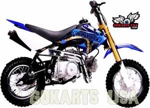 Coolster 110 Mini Dirt Bike
