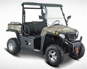 Sector 250 UTV Side by Side