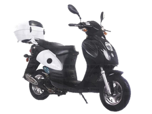 Fury 50cc Scooter