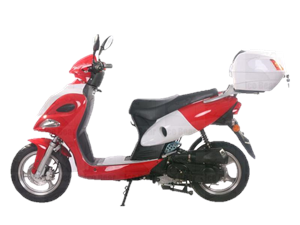 Ghost 50cc Scooter