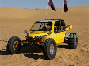 Holeshot Sand Car
