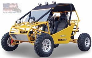 BMS Power Buggy 250: Powerbuggy Dune Buggies