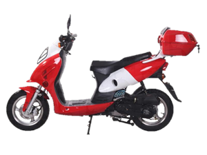 Shadow 50cc Scooter