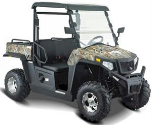 TrailMaster Taurus 200 UTV Side by Side, Shaft Drive