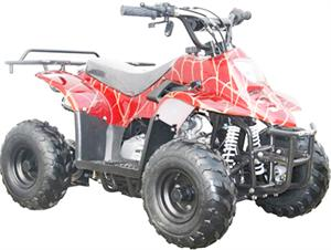 Coolster  Mini 110 ATV, red, right side