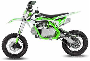 X-Motos 110cc Dirt Bike