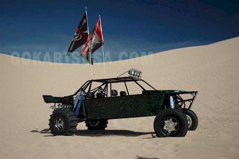 Beast Sand Car