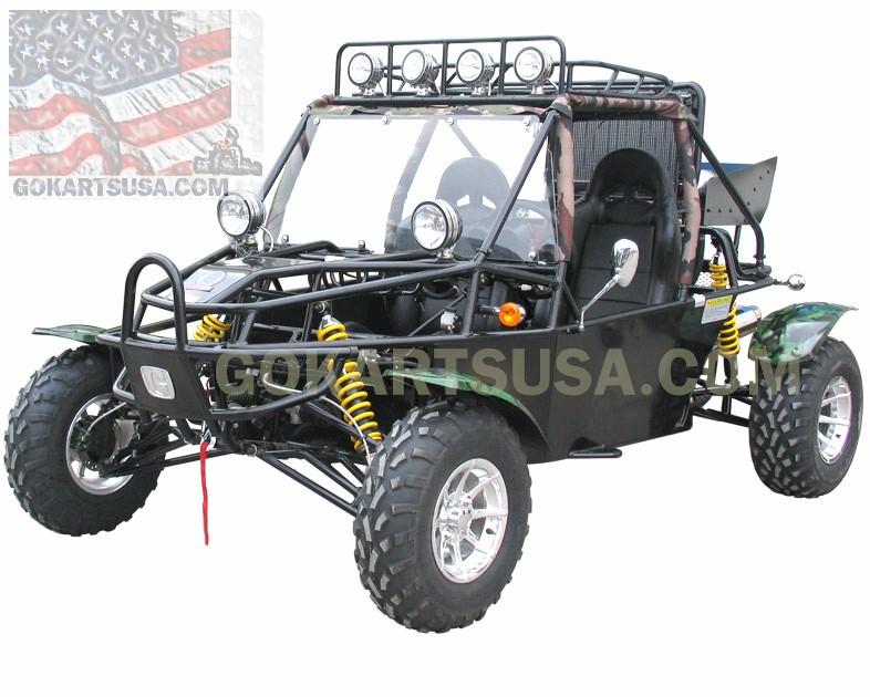 Roketa GK-12 1100cc 2-Seater Dune Buggy
