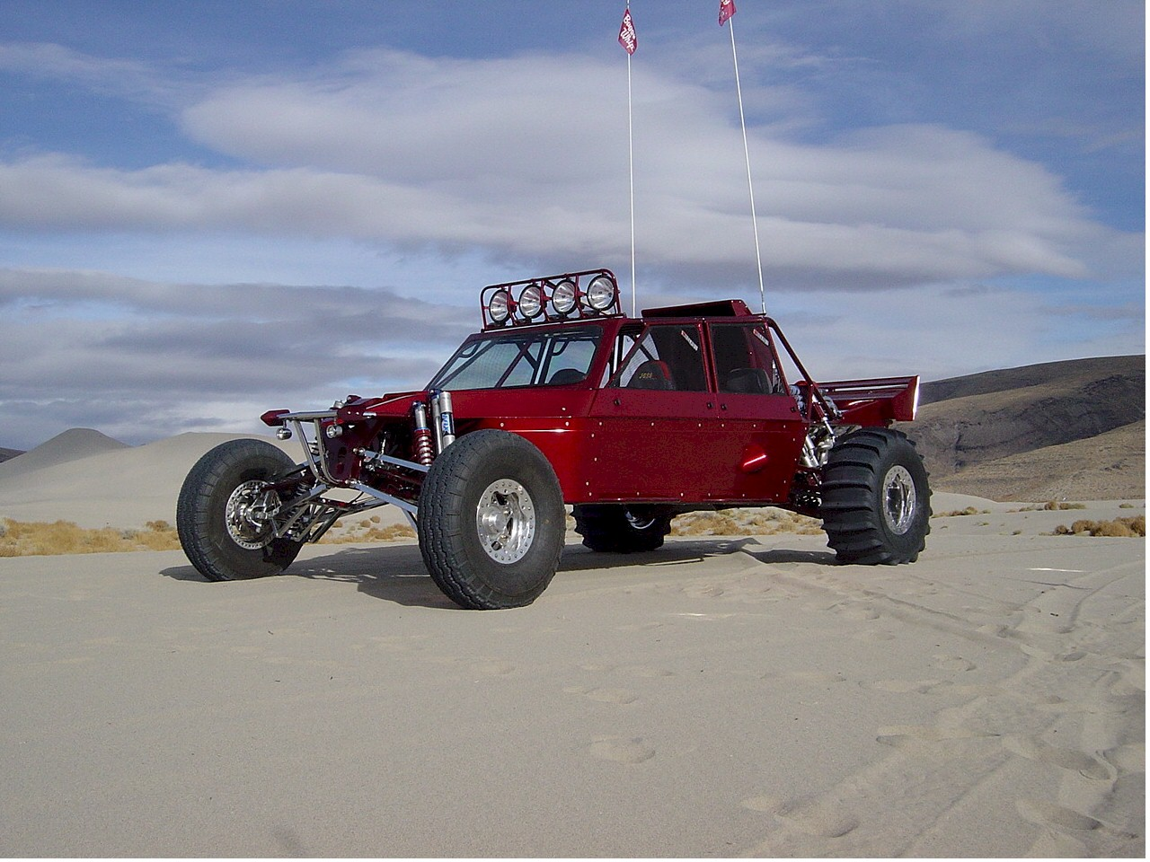Ls1 Sand Rails : Predator sand car
