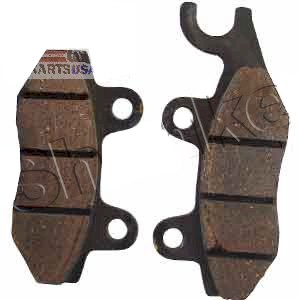 BRAKE SHOES, FRONT, for Joyner 800 Buggy Gokart