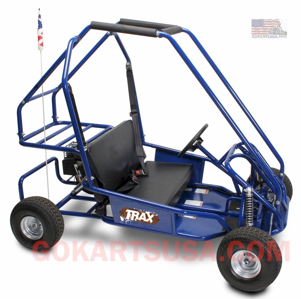 ACE Trax 2786 Go Kart, FREE SHIPPING, 2 Year Warranty