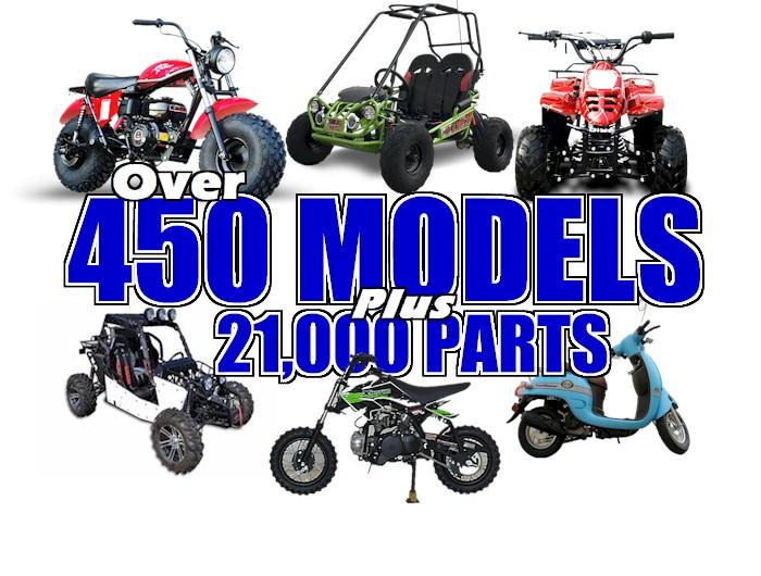 GoKarts USA® | Go Kart | Mini Bike | ATV | Dirt Bike | over 450 Models