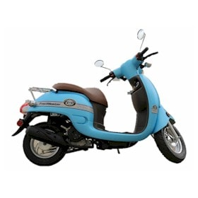 Moped Scooters, 50cc, 150cc, 300cc
